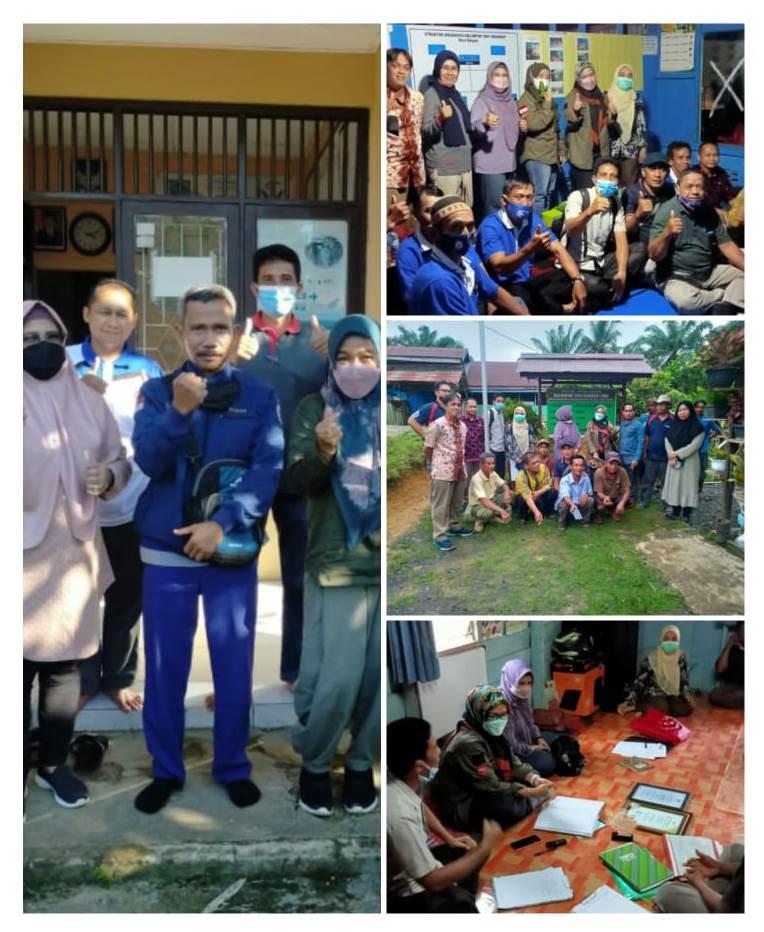 3 (tiga) Kelompok Tani Ternak dan 1 (satu) Petugas Teknis Peternakan menjadi wakil Kabupaten Paser pada Lomba Kelompok Tani dan Petugas Terampil  Tingkat Provinsi Kalimantan Timur Tahun 2021
